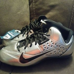 Men's Nike cleats sz 9.5